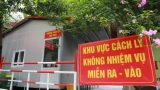 Nam Định: Cách ly 8 trường hợp F1 liên quan đến bệnh nhân 714