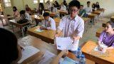 14 trong 309 bài thi sau phúc khảo ở Nam Định được tăng điểm