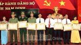 Nam Định: Làm tốt các lĩnh vực an ninh tư tưởng – văn hóa