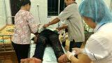 Nam Định: Điều tra vụ nam thanh niên bị người lạ mặt đuổi chém xối xả trong đêm