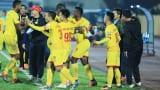 Nam Định nhận 'thưởng nóng' sau màn ra quân V.League