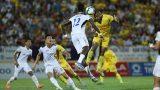 4 bàn đánh đầu trong 9 phút ở trận Quảng Ninh – Nam Định