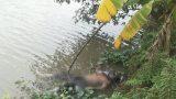 Nam Định: Phát hiện thi thể trôi sông, trên người có nhiều vết bầm tím bất thường