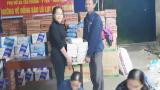 Phụ nữ Nam Định quyên góp gần 3 tỷ đồng ủng hộ miền Trung khắc phục lũ lụt