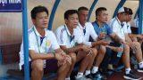 HLV Nguyễn Văn Sỹ rời ghế nóng, mong đổi vận cho CLB Nam Định