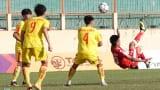Pha 'ngả bàn đèn' mở ra cánh cửa đi tiếp cho U21 Nam Định