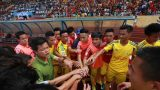 Nan giải cuộc chiến trụ hạng V-League