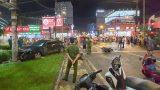 Vụ ô tô tông 8 xe máy, 10 người nhập viện: Nữ tài xế nhầm chân ga