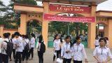 Nam Định, Hà Nam không có thí sinh, cán bộ vi phạm quy chế thi