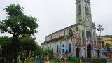 Nhà Thờ Lớn Nam Định qua FlyCam