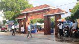 Nam Định: 44 thí sinh vắng mặt thi môn Toán