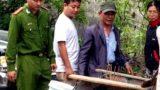 Phát hiện xác thai nhi trong hộp nhựa ở Nam Định