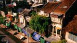 Phố cổ Nam Định yên bình giữa những đổi thay của cuộc sống