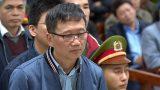 Bị cáo Trịnh Xuân Thanh khóc, nhận 'có lỗi với anh Thăng'