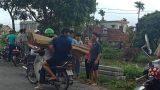 Nam Định: Xót thương bé trai 7 tuổi đi xe đạp ngã xuống sông tử vong