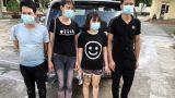 4 người bơi sông từ Trung Quốc về Việt Nam, bị bắt giữ khi vừa vào bờ
