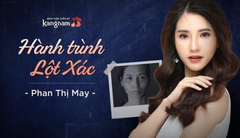 """Ngọc nữ Nam Định và màn thay đổi diện mạo đỉnh nhất của năm: """"Búp bê sống"""" được ví là Yoshi Việt Nam"""