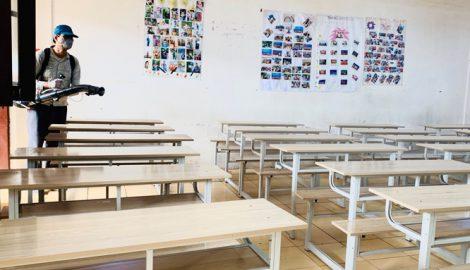 Hà Nội: Trường học sẵn sàng đón học sinh