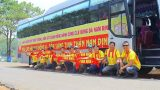 Cổ động viên Hải Phòng – Nam Định cam kết không đốt pháo sáng trên sân Mỹ Đình