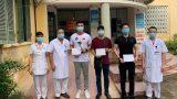 Nam Định Thêm 3 người mắc Covid-19 được công bố khỏi bệnh