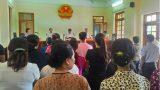 Nam Định: Chuẩn bị xét xử lại vụ đòi nợ gần 1000 chỉ vàng 9999