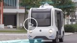 Video: Cận cảnh xe tự hành đầu tiên do công ty của đại gia Nam Định sảɴ xᴜấᴛ