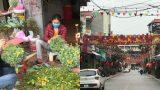 """Người dân Chí Linh đón giao thừa muộn với """"hoa Covid"""" chỉ có tại xứ sở 34"""