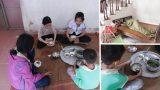 Xin giúp đỡ gia đình ở Nam Định cả bố mẹ lâm trọng bệnh, 4 con bơ vơ không biết nhờ cậy ai