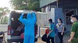 Nam Định: Thai phụ trở về từ Bắc Giang dương tính với SARS-CoV-2
