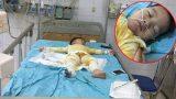 Tiếng khóc xé lòng của bé trai ở Nam Định ngã vào nồi canh nóng, bỏng nặng nguy kịch