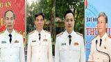 4 anh hùng của lực lượng Công an Nhân dân thời kỳ đổi mới