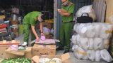 Nam Định : Tạm giam 2 đối tượng ở Ý Yên cùng đồng bọn trong đường dây sản xuất mỹ phẩm, thực phẩm chức năng giả