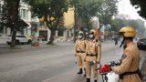 CSGT được phép phạt người không đeo khẩu trang khi tham gia giao thông