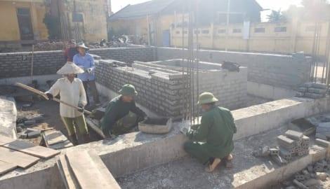 Nam Định: Dấu hiệu đấu thầu bất minh tại Dự án cải tạo Trường THCS Nghĩa Hưng?