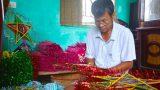 Nhộn nhịp làng nghề làm đèn ông sao Báo Đáp, Nam Định