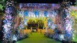 Xuất hiện tiệc cưới trang trí phong cách 'không giới hạn' tại Thị Trấn Lâm – Ý Yên – Nam Định