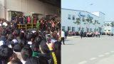 Nam Định: Hàng nghìn công nhân công ty Smart Shirts đình công