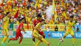 CLB Nam Định nhận cú đúp giải thưởng trước trận đấu với Quảng Ninh