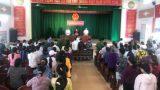 TAND huyện Hải Hậu – Nam Định: Giải quyết tốt mọi vụ, việc xảy ra trên địa bàn
