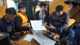 Cứu sáu ngư dân Nam Định gặp nạn trên biển