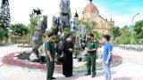 Nam Định: Bộ đội và giáo dân phối hợp làm tốt công tác dân vận