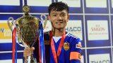 Đinh Thanh Trung muốn vô địch AFF Cup với ĐT Việt Nam