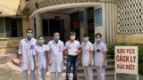 Thêm BN386 từ Nga về nước khỏi bệnh COVID-19  tại BVĐK tỉnh Nam Định được công bố khỏi bệnh
