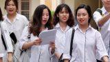 Chấm thi THPT: Xuất hiện điểm 9,5 môn Ngữ Văn