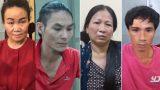 Hai mẹ con buôn ma túy chăng bẫy điện dây thép gai quanh nhà