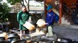 Nghĩa Hưng : Người thương binh làm giàu từ nghề làm cói truyền thống
