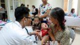 Nhiều trẻ em nghèo Nam Định được phẫu thuật tim miễn phí