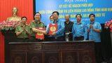 Nam Định: Xây dựng ý thức phòng ngừa, tố giác tội phạm cho CNVC-LĐ