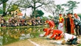 Nam Định: Lễ hội đền Din