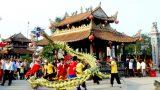 Nam Định: Lễ hội chùa Keo Hành Thiện